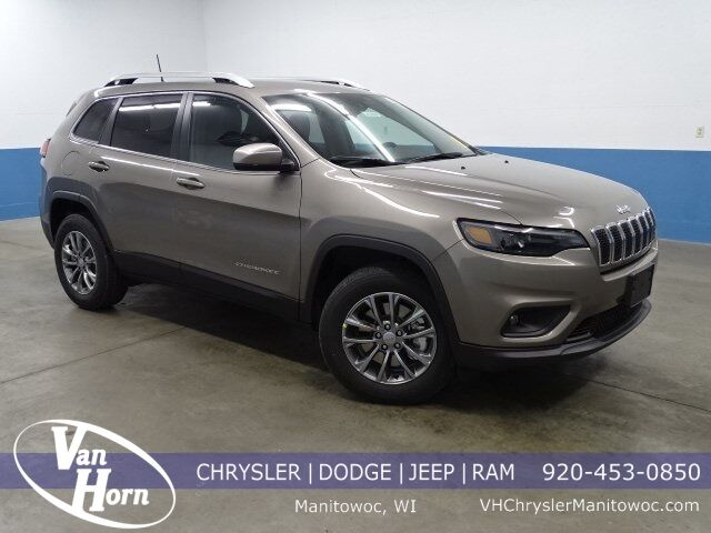 2020 Jeep Cherokee LATITUDE LUX 4X4 Manitowoc WI
