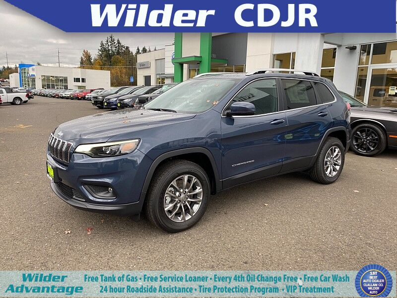2020 Jeep Cherokee LATITUDE LUX 4X4 Port Angeles WA