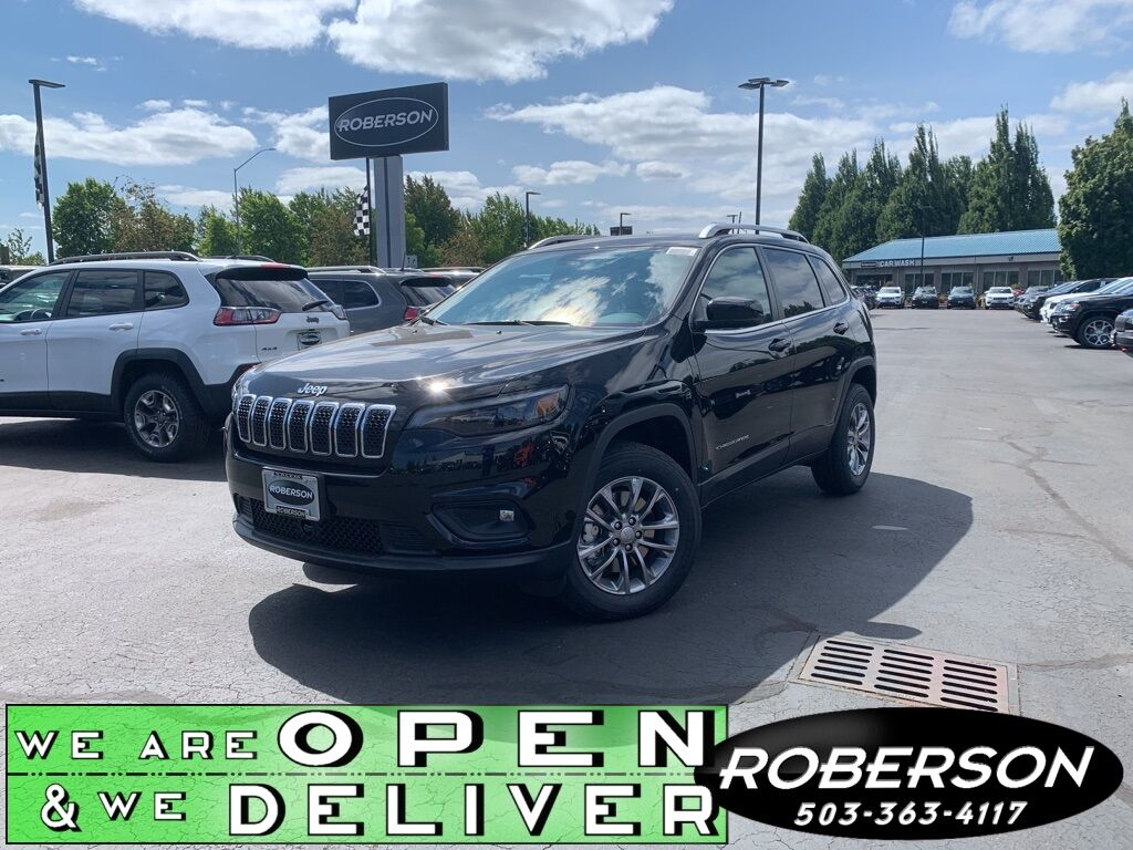 2020 Jeep Cherokee LATITUDE LUX 4X4 Salem OR