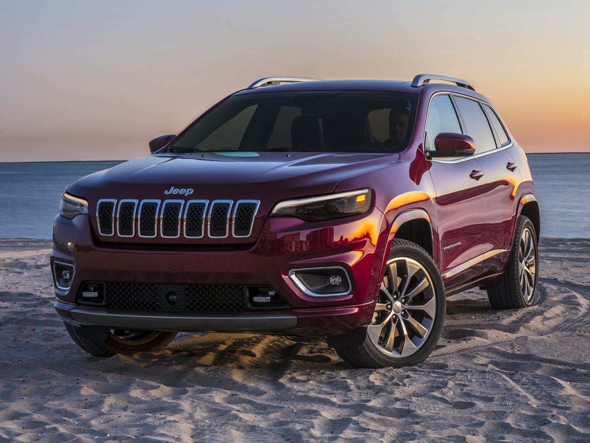 2020 Jeep Cherokee LATITUDE LUX 4X4 Shelby OH