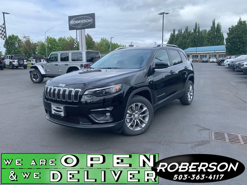 2020 Jeep Cherokee LATITUDE LUX FWD Salem OR