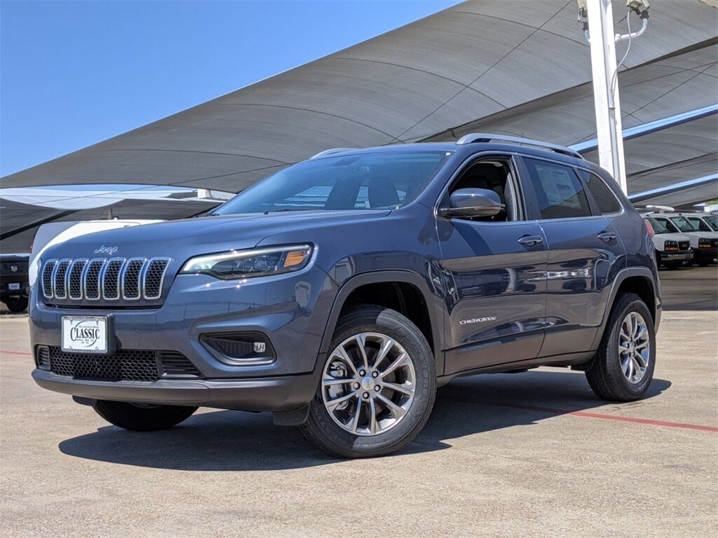 2020 Jeep Cherokee LATITUDE PLUS 4X4 Arlington TX