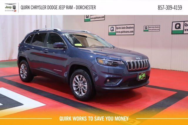 2020 Jeep Cherokee LATITUDE PLUS 4X4 Boston MA
