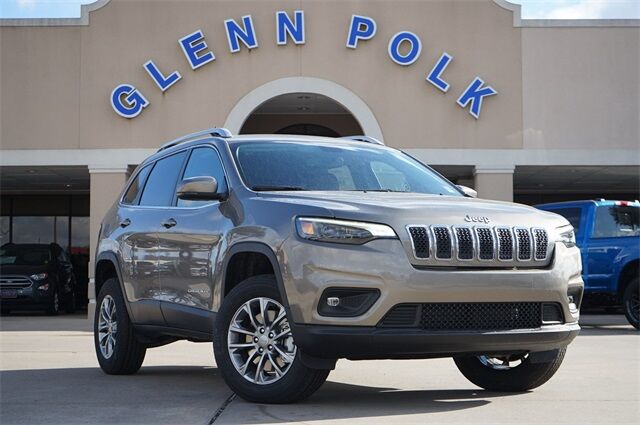 2020 Jeep Cherokee LATITUDE PLUS 4X4 Gainesville TX