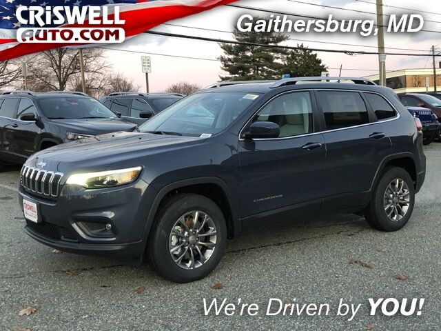 2020 Jeep Cherokee LATITUDE PLUS 4X4 Gaithersburg MD