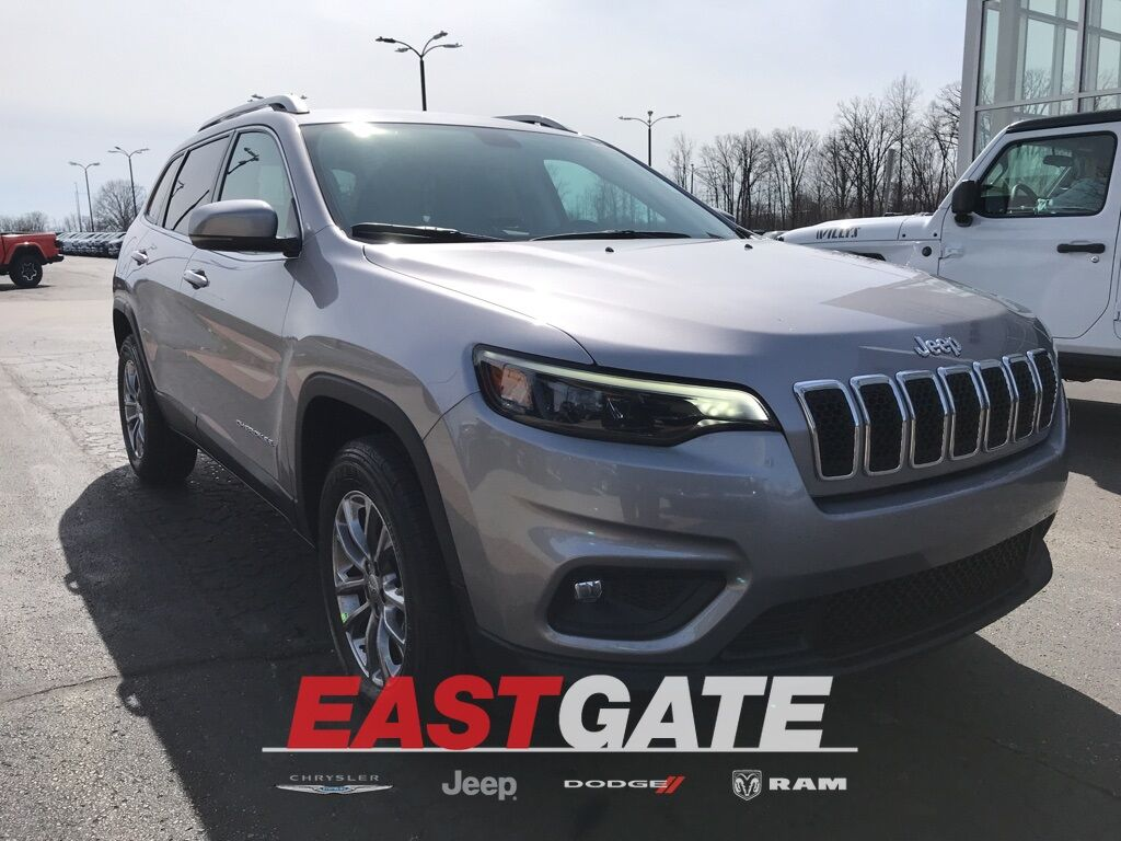 2020 Jeep Cherokee LATITUDE PLUS 4X4 Indianapolis IN