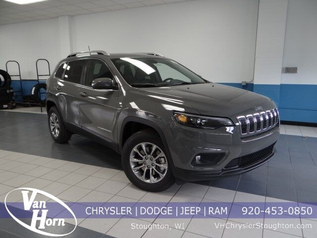 2020 Jeep Cherokee LATITUDE PLUS 4X4 Stoughton WI