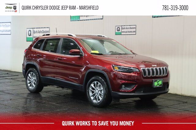 2020 Jeep Cherokee LATITUDE PLUS 4X4 Marshfield MA