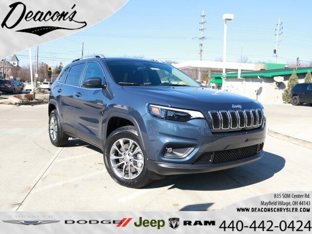 2020 Jeep Cherokee LATITUDE PLUS 4X4 Mayfield Village OH