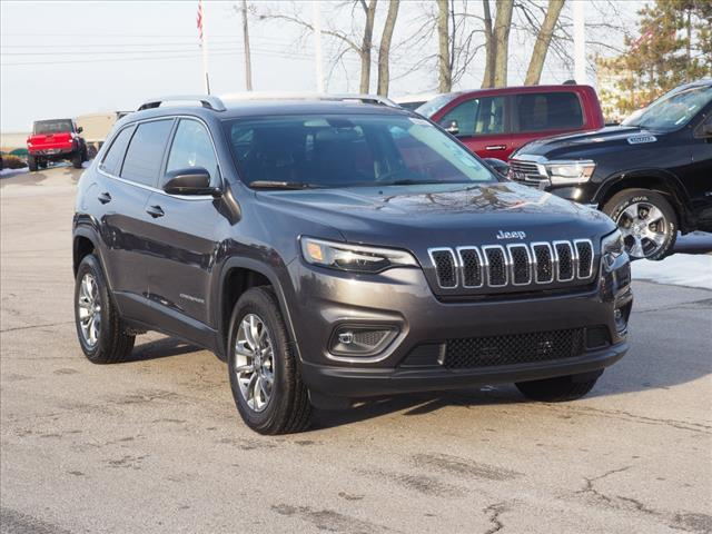 2020 Jeep Cherokee LATITUDE PLUS 4X4 Plainfield IN