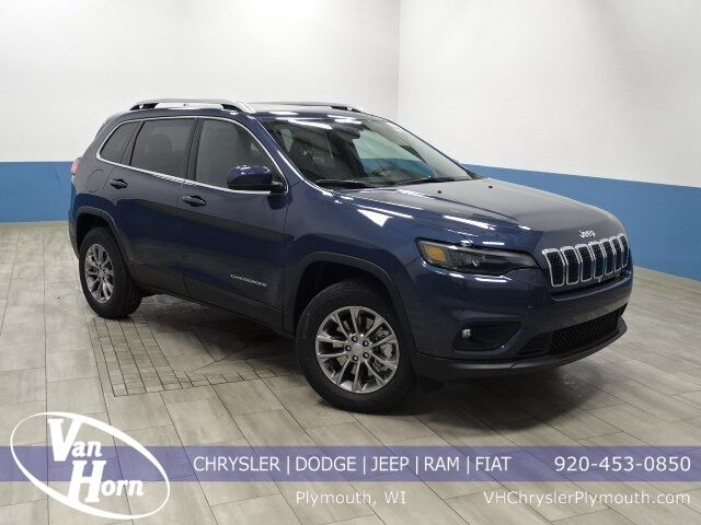 2020 Jeep Cherokee LATITUDE PLUS 4X4 Plymouth WI