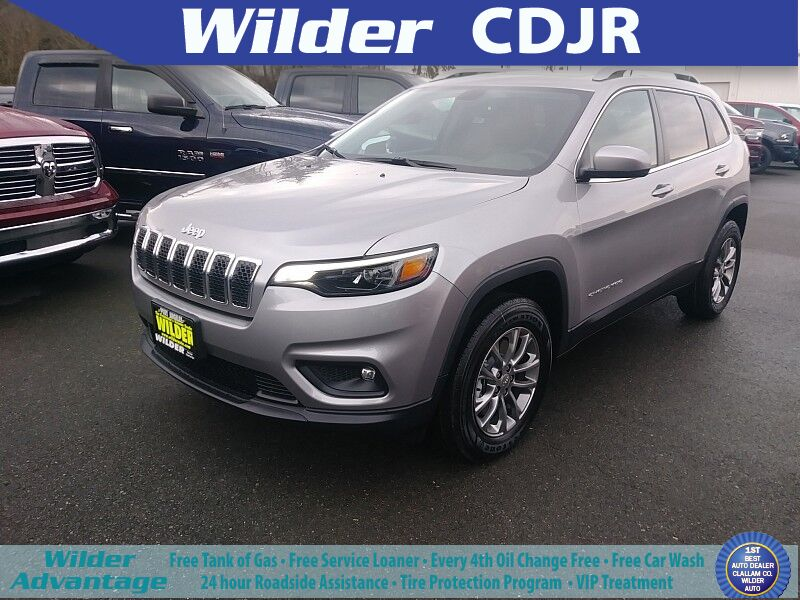 2020 Jeep Cherokee LATITUDE PLUS 4X4 Port Angeles WA