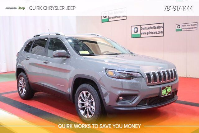 2020 Jeep Cherokee LATITUDE PLUS 4X4 Braintree MA
