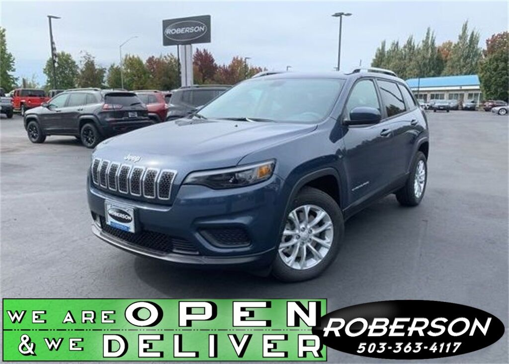 2020 Jeep Cherokee LATITUDE PLUS 4X4 Salem OR