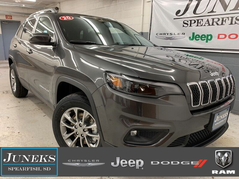 2020 Jeep Cherokee LATITUDE PLUS 4X4 Spearfish SD