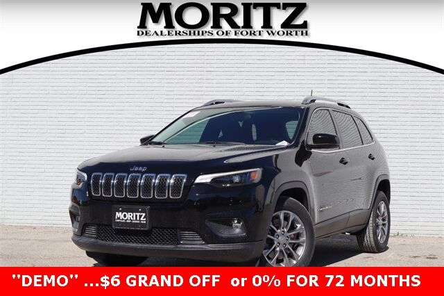 2020 Jeep Cherokee LATITUDE PLUS FWD Fort Worth TX