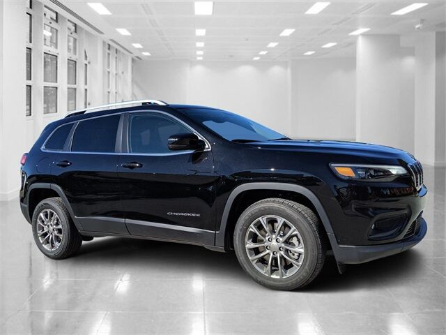 2020 Jeep Cherokee LATITUDE PLUS FWD Winter Haven FL