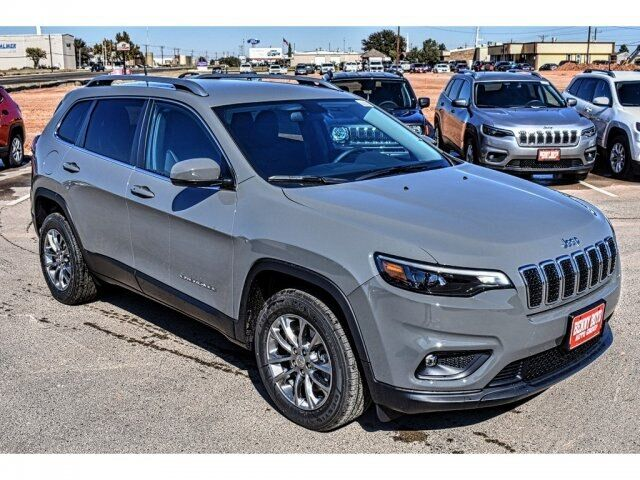 2020 Jeep Cherokee LATITUDE PLUS FWD Andrews TX