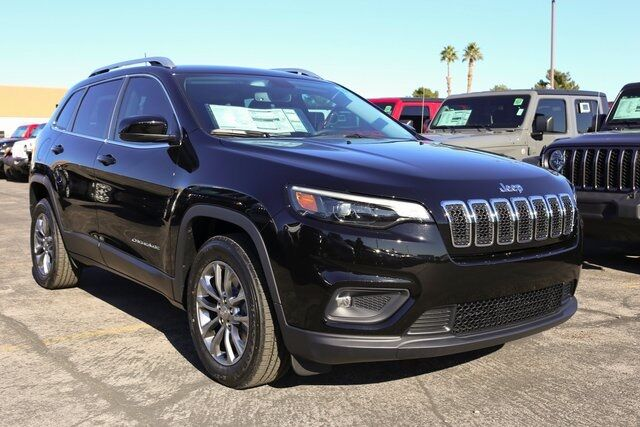 2020 Jeep Cherokee LATITUDE PLUS FWD