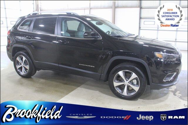 2020 Jeep Cherokee LIMITED 4X4 Benton Harbor MI
