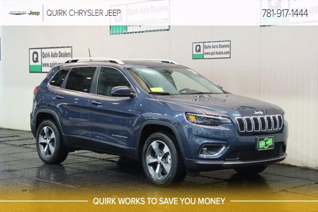 2020 Jeep Cherokee LIMITED 4X4 Braintree MA