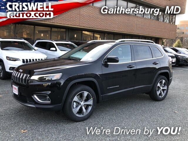 2020 Jeep Cherokee LIMITED 4X4 Gaithersburg MD
