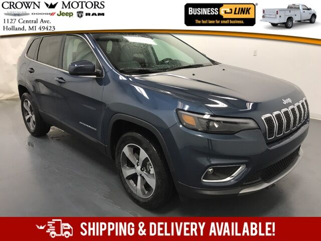 2020 Jeep Cherokee LIMITED 4X4 Holland MI