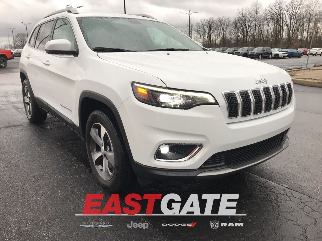 2020 Jeep Cherokee LIMITED 4X4 Indianapolis IN