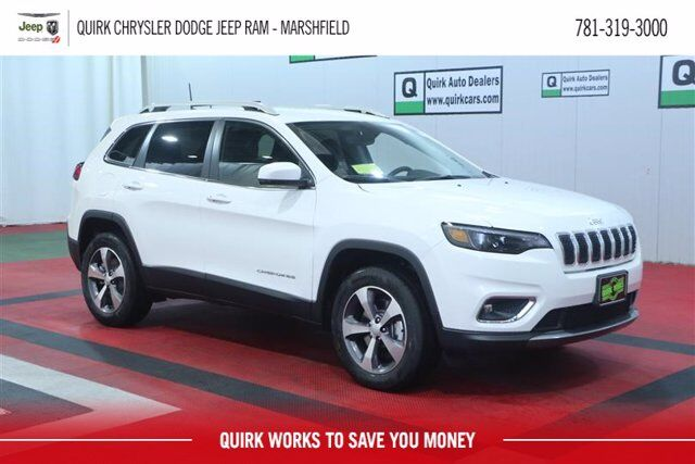 2020 Jeep Cherokee LIMITED 4X4 Marshfield MA