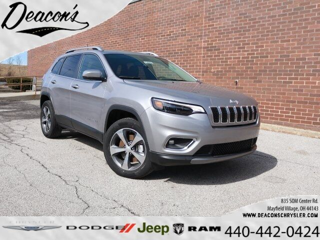 2020 Jeep Cherokee LIMITED 4X4 Mayfield Village OH