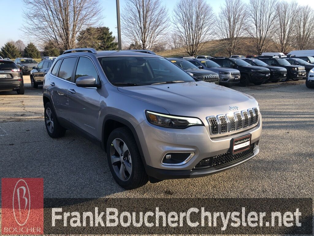 2020 Jeep Cherokee LIMITED 4X4 Janesville WI