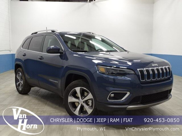 2020 Jeep Cherokee LIMITED 4X4 Plymouth WI