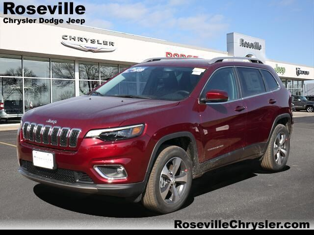 2020 Jeep Cherokee LIMITED 4X4 Roseville MN
