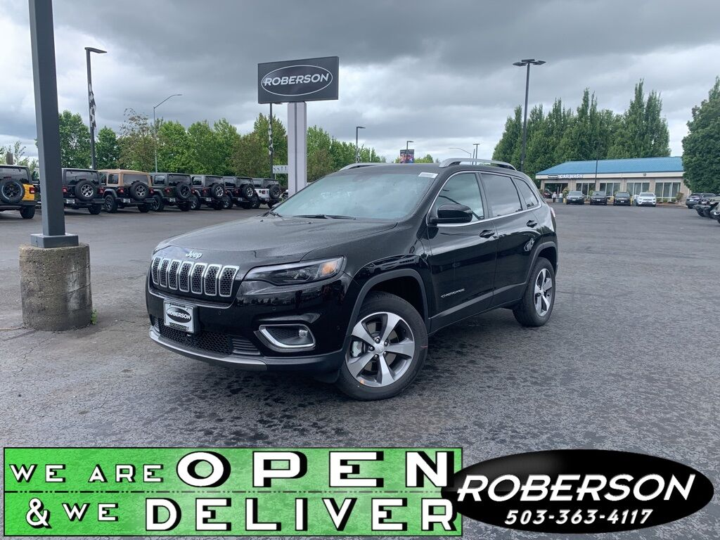 2020 Jeep Cherokee LIMITED 4X4 Salem OR