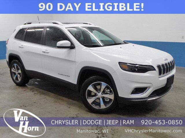 2020 Jeep Cherokee LIMITED 4X4 Manitowoc WI