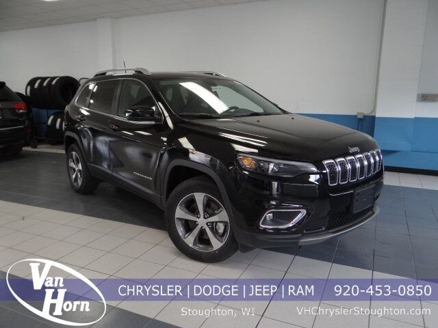 2020 Jeep Cherokee LIMITED 4X4 Stoughton WI