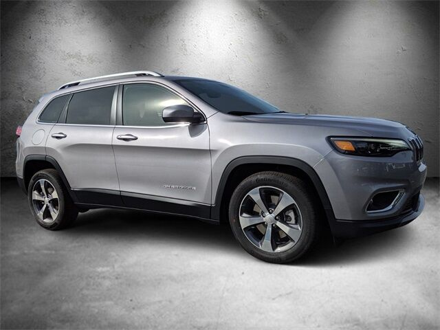 2020 Jeep Cherokee LIMITED FWD Lake Wales FL