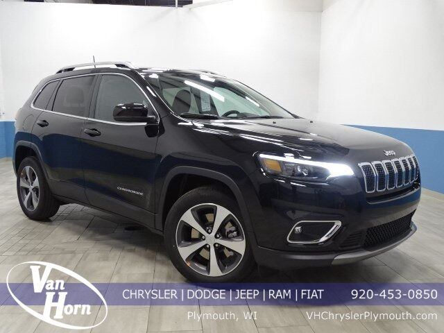 2020 Jeep Cherokee LIMITED FWD Plymouth WI