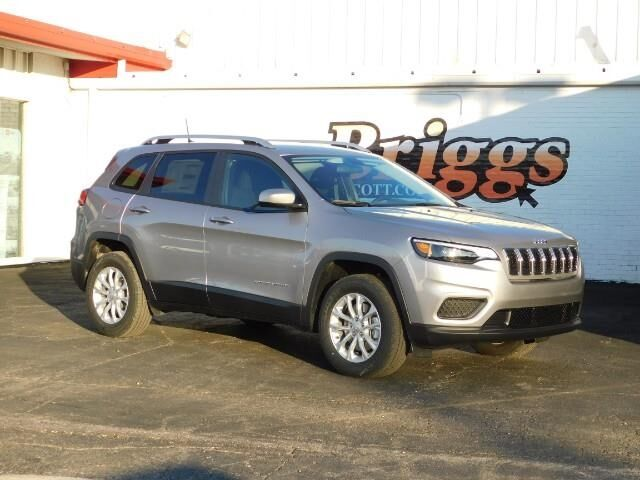 2020 Jeep Cherokee Latitude 4x4 Fort Scott KS