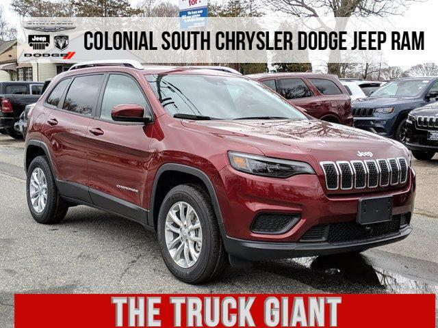 2020 Jeep Cherokee Latitude 4x4 Dartmouth MA