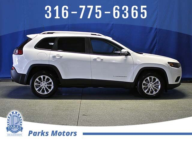 2020 Jeep Cherokee Latitude Wichita KS