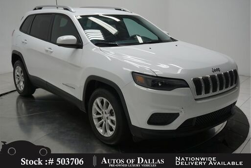 2020_Jeep_Cherokee_Latitude CAM,PARK ASST,BLIND SPOT,17IN WLS_ Plano TX