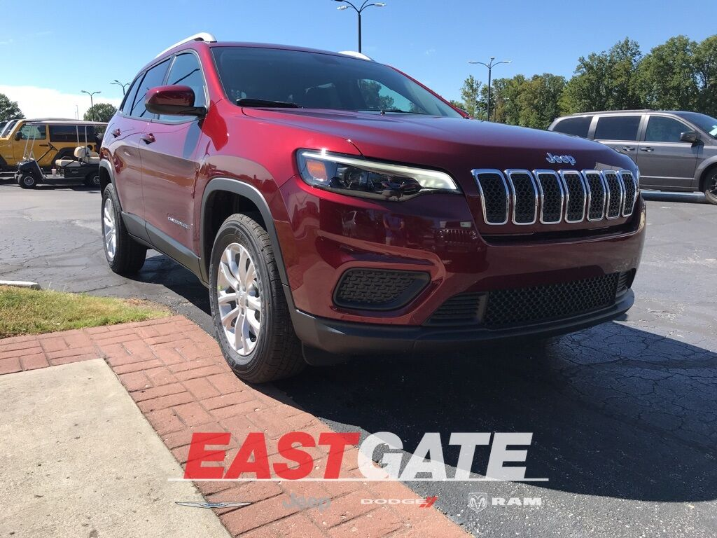 2020 Jeep Cherokee Latitude Indianapolis IN