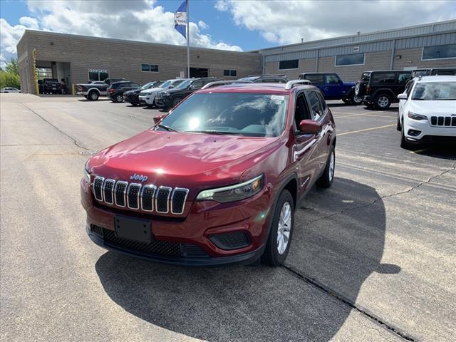 2020 Jeep Cherokee Latitude Milwaukee and Slinger WI