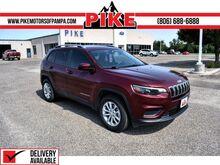 2020_Jeep_Cherokee_Latitude_ Pampa TX
