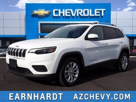 2020_Jeep_Cherokee_Latitude_ Phoenix AZ