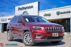 2020_Jeep_Cherokee_Latitude Plus_ Wichita Falls TX