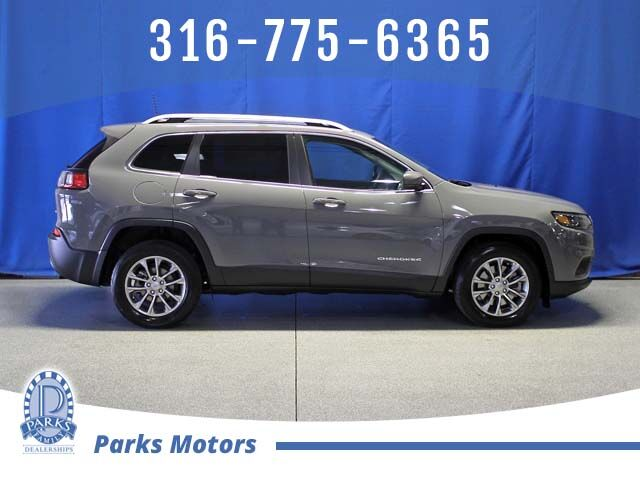 2020 Jeep Cherokee Latitude Plus Wichita KS