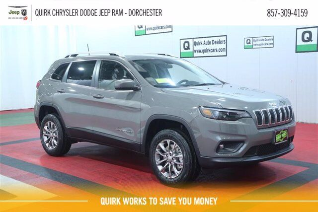 2020 Jeep Cherokee Latitude Plus Boston MA
