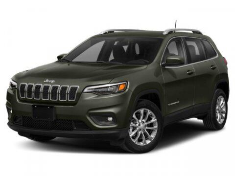 2020 Jeep Cherokee Latitude Plus Braintree MA